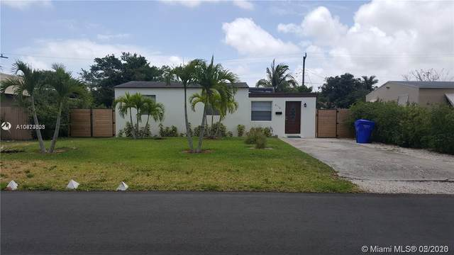 2118 Plunkett Ct, Hollywood, FL 33020 (#A10823308) :: Real Estate Authority