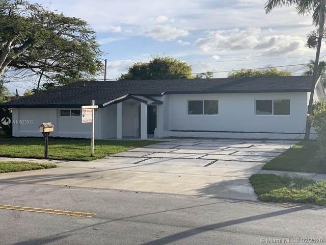 3405 SW 106th Ave, Miami, FL 33165 (MLS #A10823312) :: Kurz Enterprise