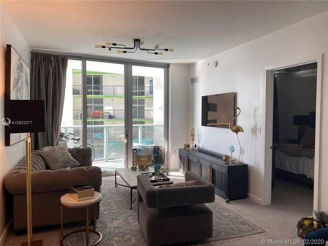 488 NE 18th St #1708, Miami, FL 33132 (MLS #A10823377) :: The Howland Group