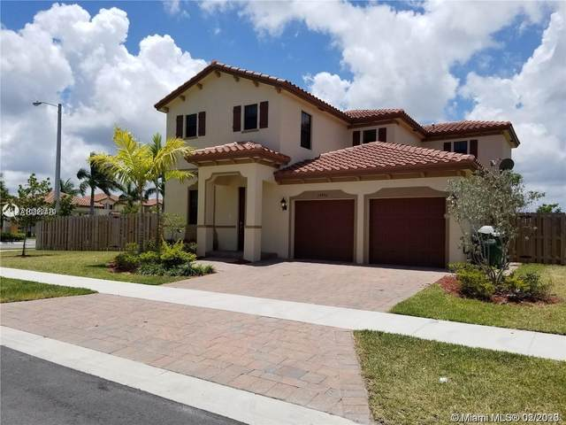 17470 SW 153rd Path, Miami, FL 33187 (MLS #A10823379) :: Kurz Enterprise