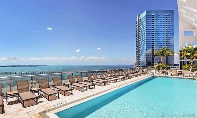 1300 Brickell Bay Dr #2406, Miami, FL 33131 (MLS #A10823397) :: Kurz Enterprise