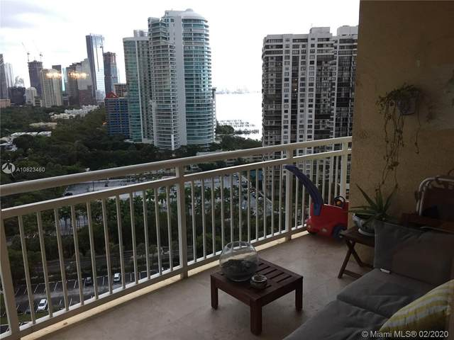 2475 Brickell Ave #2104, Miami, FL 33129 (MLS #A10823460) :: Berkshire Hathaway HomeServices EWM Realty