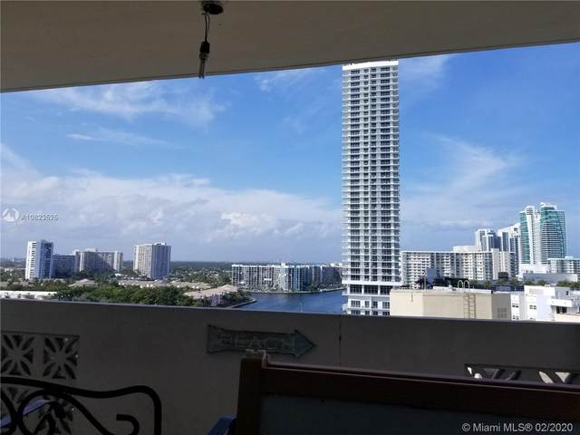 1833 S Ocean Dr #1607, Hallandale Beach, FL 33009 (MLS #A10823525) :: The Pearl Realty Group