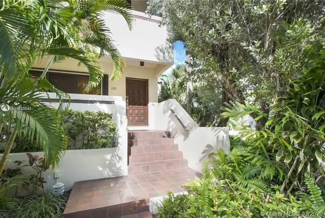 2600 Cardena St #16, Coral Gables, FL 33134 (MLS #A10823545) :: Prestige Realty Group