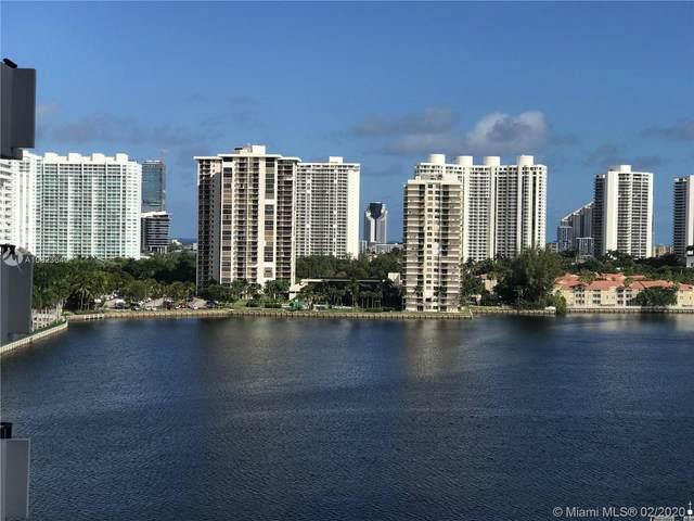 2750 NE 183rd St #1201, Aventura, FL 33160 (MLS #A10823640) :: Green Realty Properties