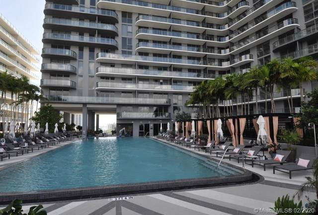 121 NE 34th St #2514, Miami, FL 33137 (MLS #A10823648) :: The Jack Coden Group