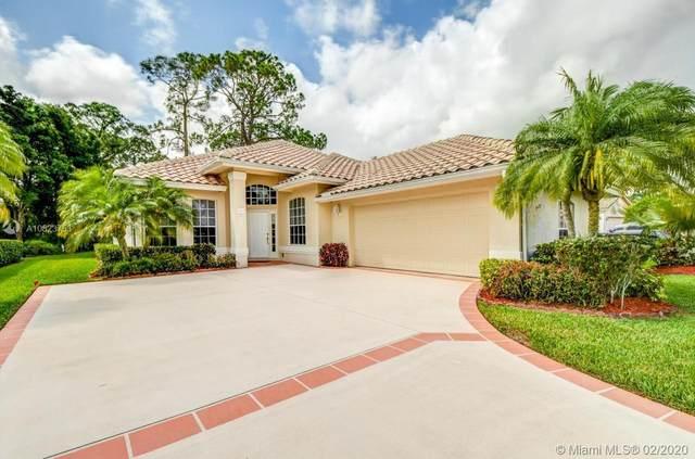 8546 Belfry Place, Port Saint Lucie, FL 34986 (MLS #A10823753) :: Berkshire Hathaway HomeServices EWM Realty