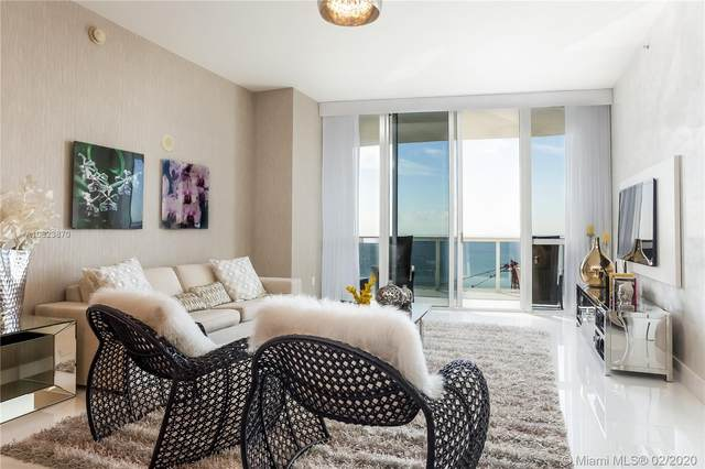 15811 Collins Ave #2207, Sunny Isles Beach, FL 33160 (MLS #A10823870) :: The Howland Group