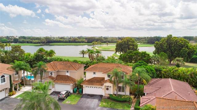 5766 NW 99th Pl, Doral, FL 33178 (MLS #A10823891) :: Green Realty Properties