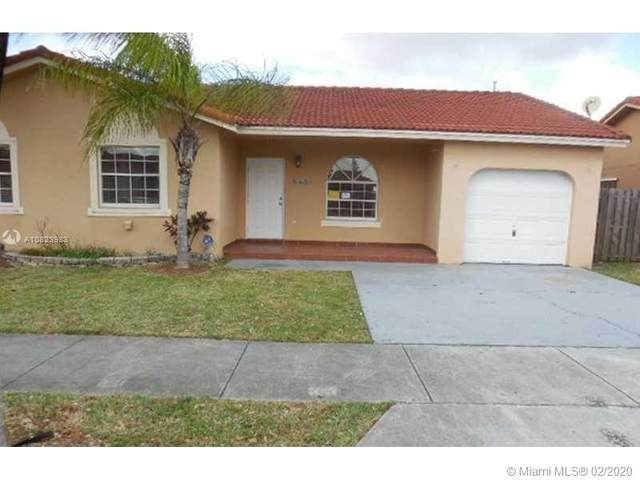 14483 SW 172nd Ln, Miami, FL 33177 (MLS #A10823983) :: The Howland Group