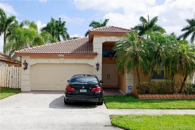 5037 SW 130th Ter, Miramar, FL 33027 (MLS #A10824000) :: Berkshire Hathaway HomeServices EWM Realty