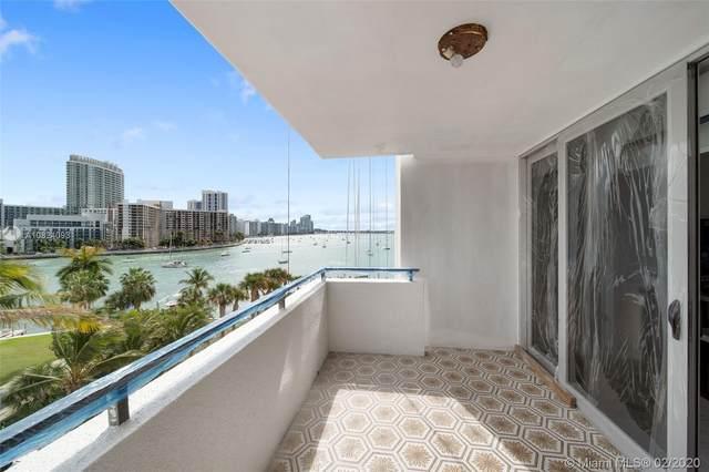 11 Island Ave #604, Miami Beach, FL 33139 (MLS #A10824093) :: Prestige Realty Group