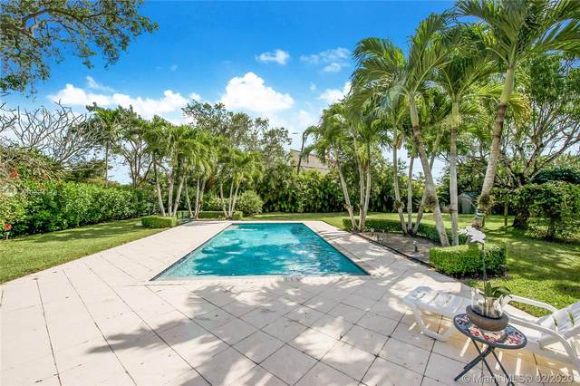 7101 SW 68th Ct, South Miami, FL 33143 (MLS #A10824118) :: Prestige Realty Group