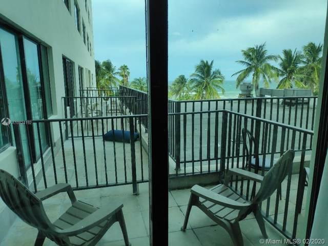 6345 Collins Ave #400, Miami Beach, FL 33141 (MLS #A10824192) :: RE/MAX