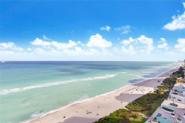 16485 Collins Ave #1836, Sunny Isles Beach, FL 33160 (MLS #A10824195) :: Grove Properties