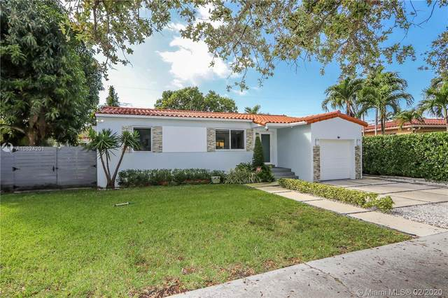 3330 SW 16th Ln, Miami, FL 33145 (MLS #A10824201) :: The Howland Group