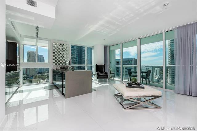 1080 Brickell Ave #2301, Miami, FL 33131 (MLS #A10824207) :: The Teri Arbogast Team at Keller Williams Partners SW