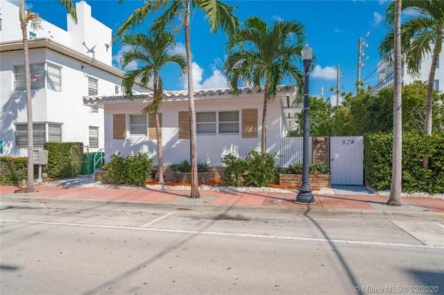 829 4th St, Miami Beach, FL 33139 (MLS #A10824232) :: The Teri Arbogast Team at Keller Williams Partners SW