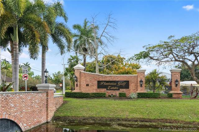 1139 E Tropical Way, Plantation, FL 33317 (MLS #A10824261) :: The Howland Group