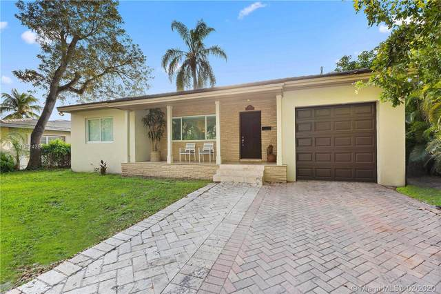 5610 S Le Jeune Rd, Coral Gables, FL 33146 (MLS #A10824268) :: Berkshire Hathaway HomeServices EWM Realty