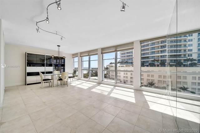 5055 Collins Ave 5E, Miami Beach, FL 33140 (MLS #A10824271) :: Berkshire Hathaway HomeServices EWM Realty
