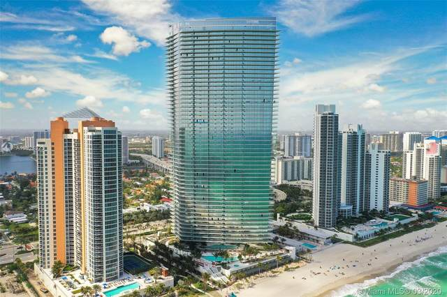18975 Collins Ave #3605, Sunny Isles Beach, FL 33160 (MLS #A10824323) :: Search Broward Real Estate Team