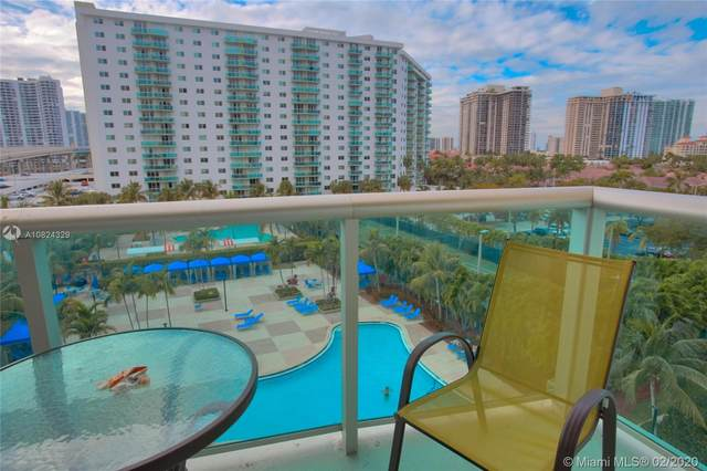 19370 Collins #604, Sunny Isles Beach, FL 33160 (MLS #A10824329) :: The Howland Group