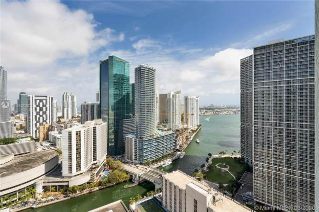 55 SE 6th St #3601, Miami, FL 33131 (MLS #A10824391) :: The Teri Arbogast Team at Keller Williams Partners SW