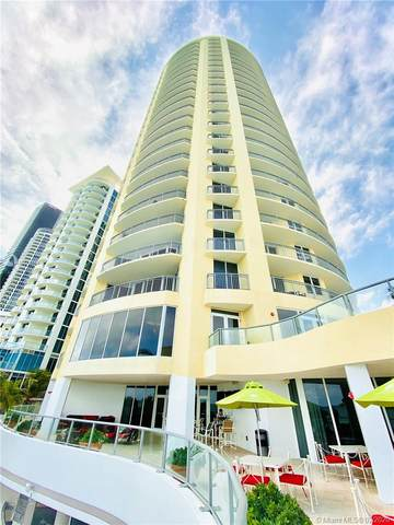 17375 Collins Ave #1204, Sunny Isles Beach, FL 33160 (MLS #A10824414) :: The Riley Smith Group