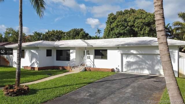 8820 NE 9th Ct, Miami, FL 33138 (MLS #A10824416) :: Prestige Realty Group