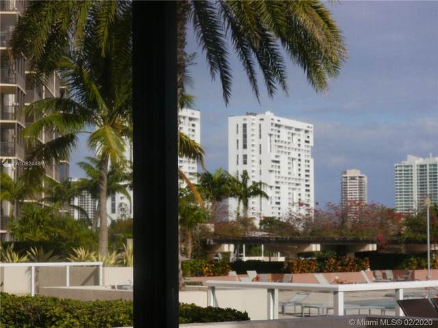 20301 W Country Club Dr #328, Aventura, FL 33180 (MLS #A10824486) :: The Teri Arbogast Team at Keller Williams Partners SW