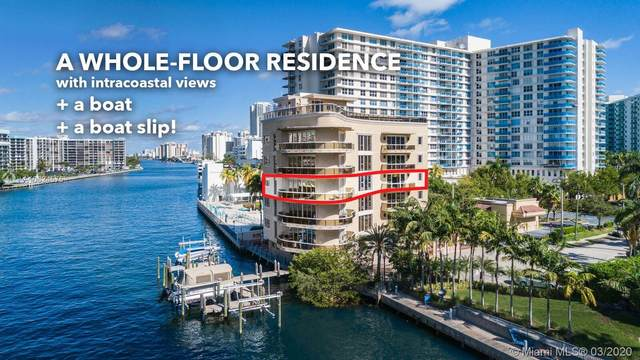 12 Seacrest Parkway #3, Hollywood, FL 33019 (MLS #A10824575) :: Berkshire Hathaway HomeServices EWM Realty
