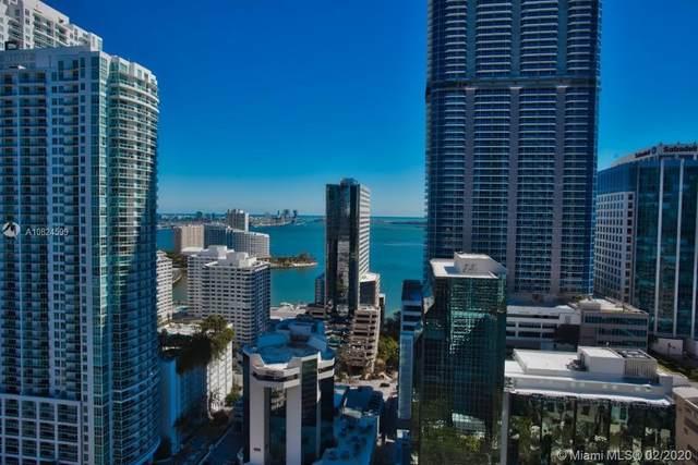 1010 Brickell Ave #2905, Miami, FL 33131 (MLS #A10824599) :: Berkshire Hathaway HomeServices EWM Realty