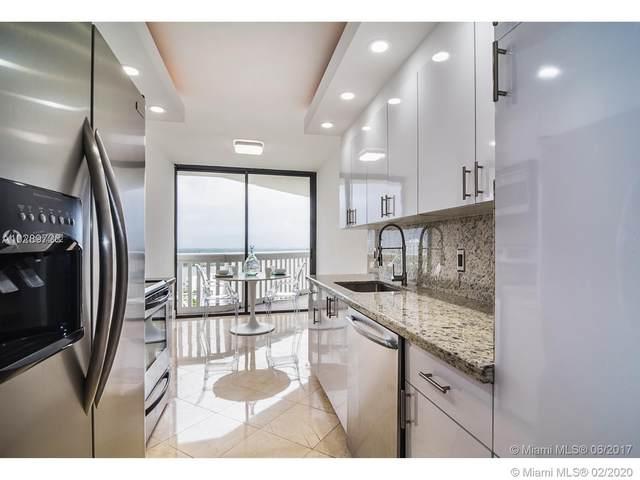 1000 Island Blvd #2011, Aventura, FL 33160 (MLS #A10824602) :: Berkshire Hathaway HomeServices EWM Realty
