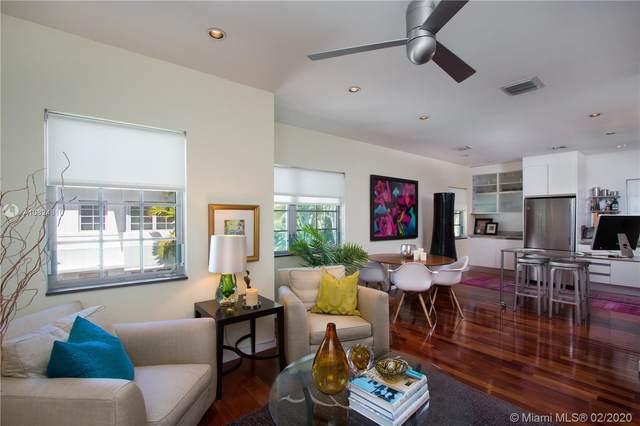 1035 15th St #19, Miami Beach, FL 33139 (MLS #A10824610) :: Prestige Realty Group