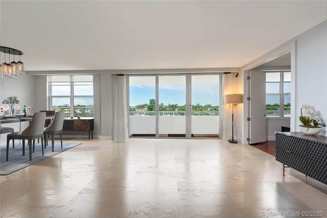 5700 Collins Ave 4L, Miami Beach, FL 33140 (MLS #A10824612) :: The Pearl Realty Group