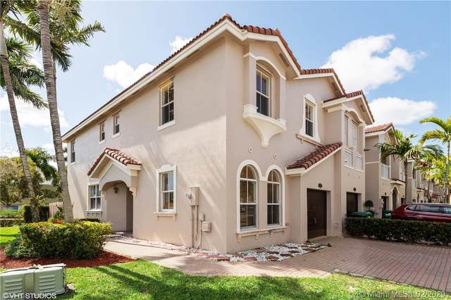 15032 SW 23rd Way #15032, Miami, FL 33185 (MLS #A10824663) :: Prestige Realty Group