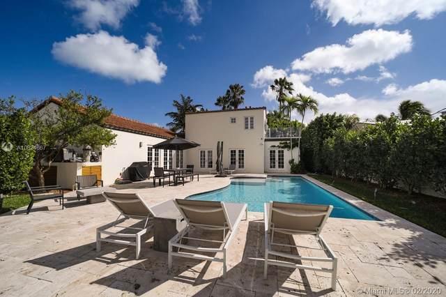 1244 Michigan Ave, Miami Beach, FL 33139 (MLS #A10824667) :: The Teri Arbogast Team at Keller Williams Partners SW