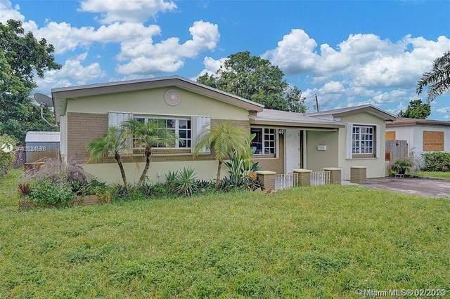 7654 Kismet St, Miramar, FL 33023 (MLS #A10824678) :: Berkshire Hathaway HomeServices EWM Realty