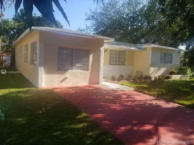 6801 SW 21st St, Miramar, FL 33023 (MLS #A10824688) :: Berkshire Hathaway HomeServices EWM Realty