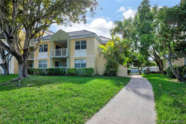 8600 SW 212th St #211, Cutler Bay, FL 33189 (MLS #A10824768) :: The Howland Group