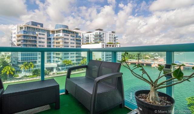 6000 Indian Creek Dr 7B, Miami Beach, FL 33140 (MLS #A10824781) :: The Howland Group