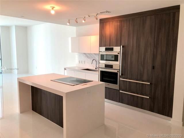 851 NE 1 AV #2705, Miami, FL 33132 (MLS #A10824798) :: Ray De Leon with One Sotheby's International Realty