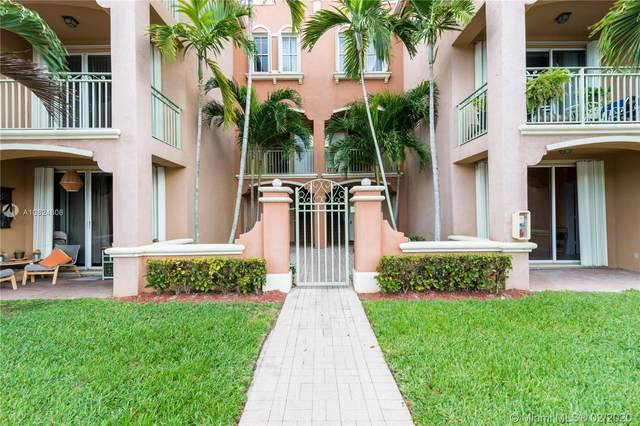 6420 NW 114th Ave #1302, Doral, FL 33178 (MLS #A10824806) :: Berkshire Hathaway HomeServices EWM Realty