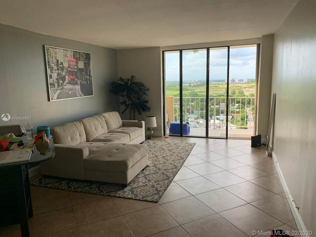 2350 NE 135th St #1212, North Miami, FL 33181 (MLS #A10824837) :: Ray De Leon with One Sotheby's International Realty