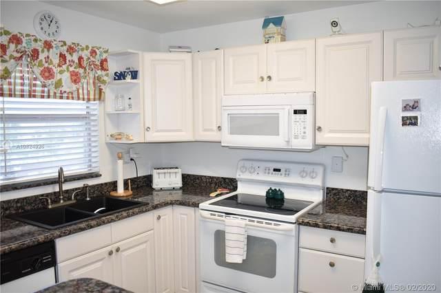 9580 Sunrise Lakes Blvd #312, Sunrise, FL 33322 (MLS #A10824926) :: Berkshire Hathaway HomeServices EWM Realty