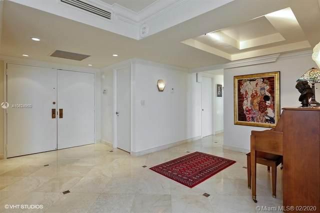 3 Grove Isle Dr C810, Miami, FL 33133 (MLS #A10824950) :: Berkshire Hathaway HomeServices EWM Realty