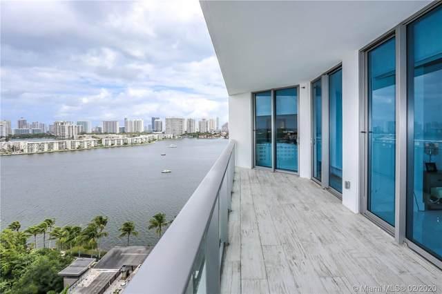 17301 Biscayne Blvd #1406, North Miami Beach, FL 33160 (MLS #A10824953) :: Berkshire Hathaway HomeServices EWM Realty