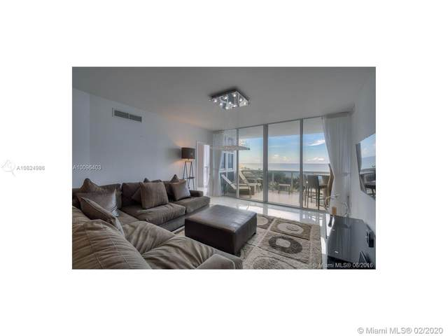 18201 Collins Ave #706, Sunny Isles Beach, FL 33160 (MLS #A10824986) :: THE BANNON GROUP at RE/MAX CONSULTANTS REALTY I