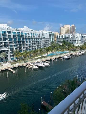 3001 NE 185th St #707, Aventura, FL 33180 (MLS #A10825008) :: Berkshire Hathaway HomeServices EWM Realty